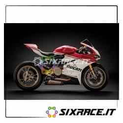 SIX-FK1199ANNIV - Kit Carene ABS Ducati Panigale 1199 Anniversario