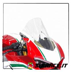 CDH003W - Cupolino rialzato trasparente Ducati Panigale V4 -