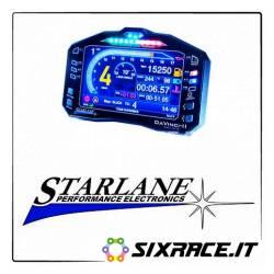 PORTABATTERIA ESTERNO PER DOPPIA BATTERIA 9V PER STEALTH GPS-34 E ATHON-XS Port