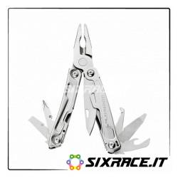 LTG832130 - LEATHERMAN REV MULTI-TOOL N° 1 AL MONDO 14 IN 1 ACCIAIO INOX -