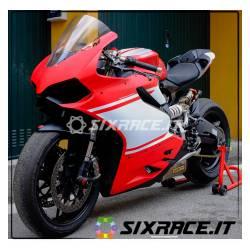 SIX-FK959SUPLE - Kit Carene ABS Ducati Panigale 959 Superleggera -