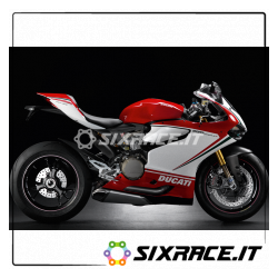 SIX-FK959TRIC - Kit Carene ABS Ducati Panigale 959 Tricolore -