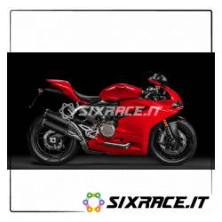 SIX-FK959ROSSO Kit Carene ABS Ducati Panigale 959 Rosse
