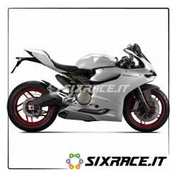 SIX-FK899PERS-STD - Kit Carene ABS Ducati Panigale 899 Personalizzate Verniciatura STANDARD -