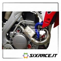 COLLETTORE RACING INOX HONDA CRF 250 R 2015-2016