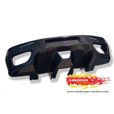 Paraurti posteriore Carbon Ferrari 360