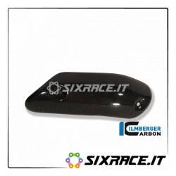 Protezione di scarico in carbonio Ducati 749-999