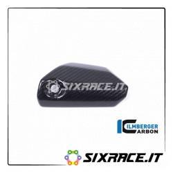 Protezione di scarico in carbonio Suzuki GSX R 1000 (2017)