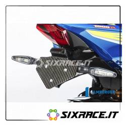 NHO.010.GXR16.K portatarga Suzuki GSX R 1000 (2017) carbonio  ILMBERGER