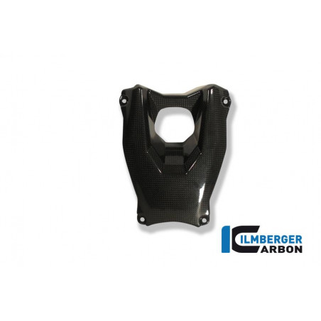 Ignition Switch Cover Carbon Ducati Streetfighter