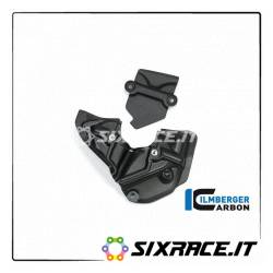 ZAL.108.1299M.K cover cinghia sinistra Ducati Panigale 1299 (dal 2015) carbonio opaco  ILMBERGER
