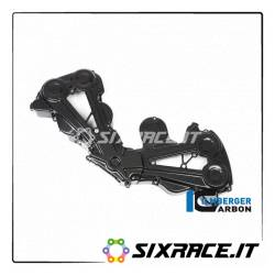 ZAO.007.XD16G.K cover cinghia Ducati XDiavel (2016) carbonio lucido  ILMBERGER