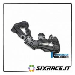 ZAO.107.XD16M.K cover cinghia Ducati XDiavel (2016) carbonio opaco  ILMBERGER