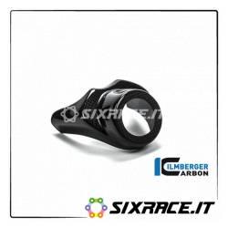 ZSA.015.SCR16.K cover BLOCCO ACCENSIONE BMW R NINE T Scrambler carbonio  ILMBERGER