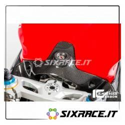 ZSA.025.1299G.K cover accensione Ducati Panigale 1299 (dal 2015) carbonio lucido  ILMBERGER