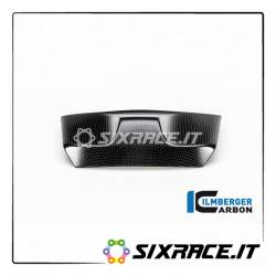 ZSA.113.D15MM.K cover interruttore accensione Ducati MTS 1200 (2015) carbonio opaco  ILMBERGER