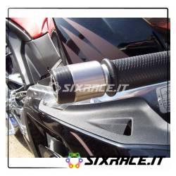 Stabilizzatori / Tamponi Manubrio Aprilia Rs125