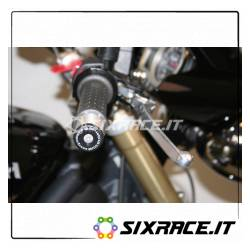 Stabilizzatori / Tamponi Manubrio Triumph Street Triple 07-12 Daytona 600/650/
