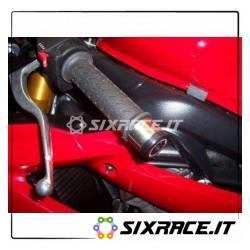Stabilizzatori / Tamponi Manubrio Triumph 675 06-