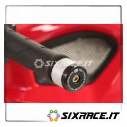 Stabilizzatori / tamponi manubrio Ducati Monster 696 08- / WK SP50 / 125 / 250