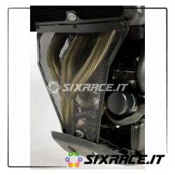 griglia protezione collettori scarico Triumph Tiger 800/XRX (da installare con RA