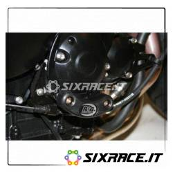 Protezioni motore DX - Triumph Street Triple 07-11 (no 2012)