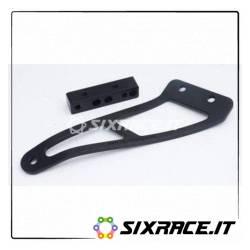 Staffa Supporto Scarico - Yamaha Yzf-R6 03-05 Colore Nero