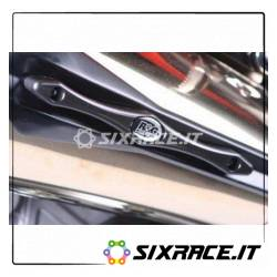 Tamponi Protezione Silenziatore (Coppia) Per Kawasaki Z1000 07