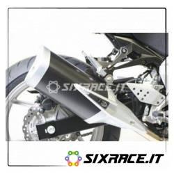 Tamponi Protezione Silenziatore Per Kawasaki Z750 07