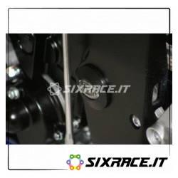 Inserto protezione telaio SX Suzuki GSX-R600/750 K6- / GSX-S 1000/1000ABS/1000F