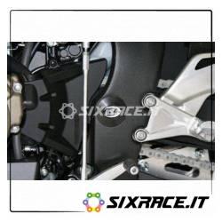Inserto protezione telaio CBR1000RR 08-14 SX ZX6 07-08 DX ZX6 09 SX