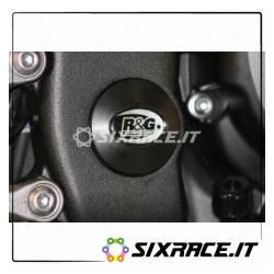 Inserto protezione telaio destro inferiori Yamaha YZF-R6 06-17 RG