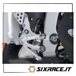 Inserto protezione telaio DX Honda CBR600RR 09-13