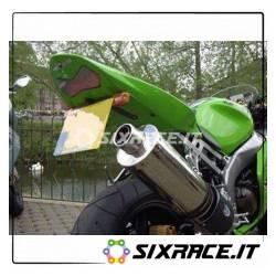 Portatarga Kawasaki ZX6 03-04 / Z1000 fino a 06 / Z750 fino a 06