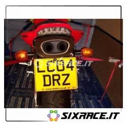 Portatarga Cbr600Rr 03-06 Cbr1000Rr 04-07