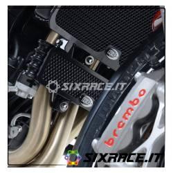 griglia protezione radiatore olio Triumph Speed Triple 11-15 / Speed Triple R/