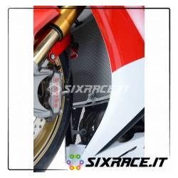 griglia protezione radiatore TITANIUM - Honda CBR1000RR 08-15