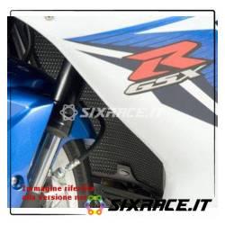 griglia protezione radiatore TITANIUM - Suzuki GSXR 600 06- GSXR 750 04-