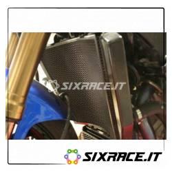 griglia Protezione Radiatore Titanium - Suzuki Gsx-R 1000 K7-K8