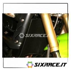 griglia Protezione Radiatore Titanium - Triumph Street Triple 07-12