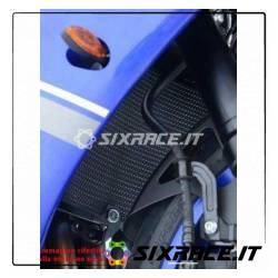 griglia protezione radiatore TITANIUM - Yamaha YZF-R1 09-14
