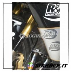 griglia protezione radiatore - Kawasaki ZX6R 07-12