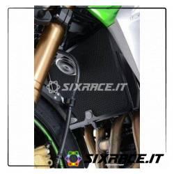 griglia protezione radiatore - Kawasaki Z750 07- / Z750R / Z800 / Z1000 10- /