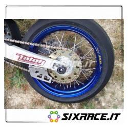 Protezioni Forcellone Yz(F)/Wr 250 Thru 450 Honda Xr650R