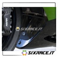 griglia protezione collettori scarico Kawasaki ZZR1400 06-