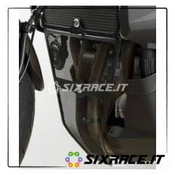 griglia Protezione Collettori Scarico Kawasaki Versys 1000 (Da Installare Con Rad