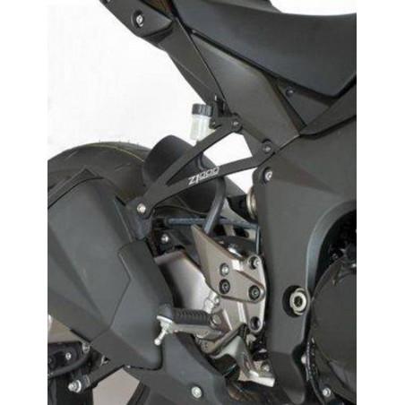 Staffa supporto scarico (coppia) Kawasaki Z1000 10- / Z1000R 17 / Z1000SX fin