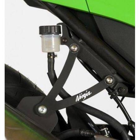 Staffa supporto scarico - Kawasaki Ninja 300 / Z250 / Z300