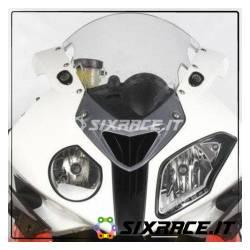 Placchette coprifori specchietti BMW S1000RR 2010-2015