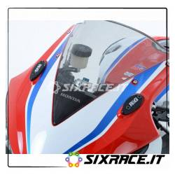 Placchette coprifori specchietti HONDA CBR1000RR 2008-2014